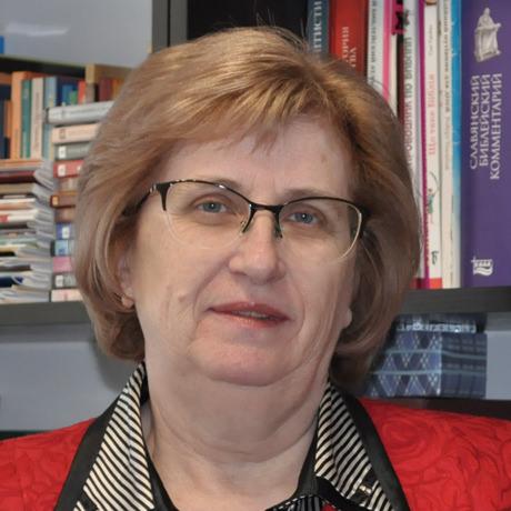 Наталія Володимирівна Свистун